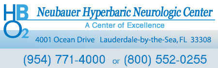 Neubauer Hyperbaric Neurologic Center